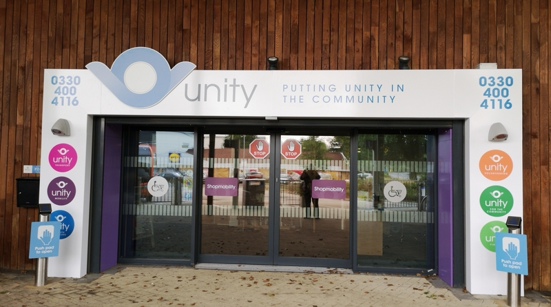 Unity Offices Andover TVCS