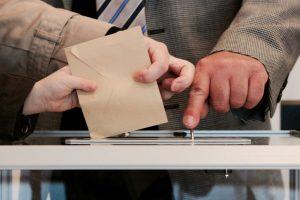 Referendum voting Goodworth Clatford