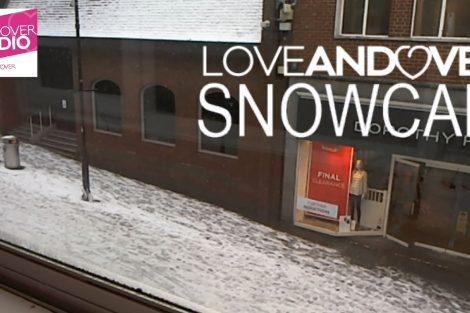 Andover Radio Snowcam