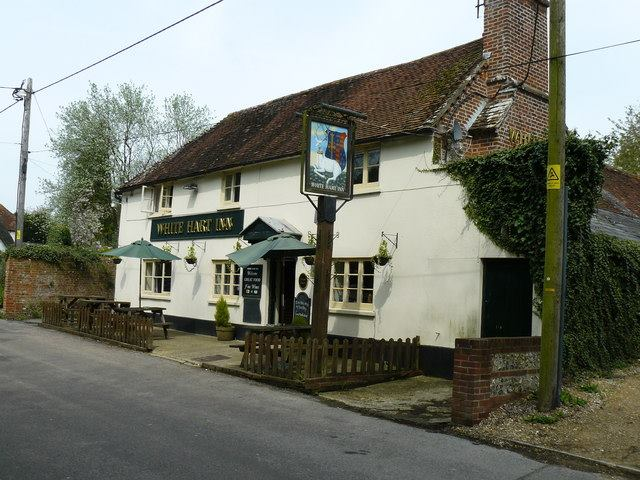 The White Hart, Penton Mewsey