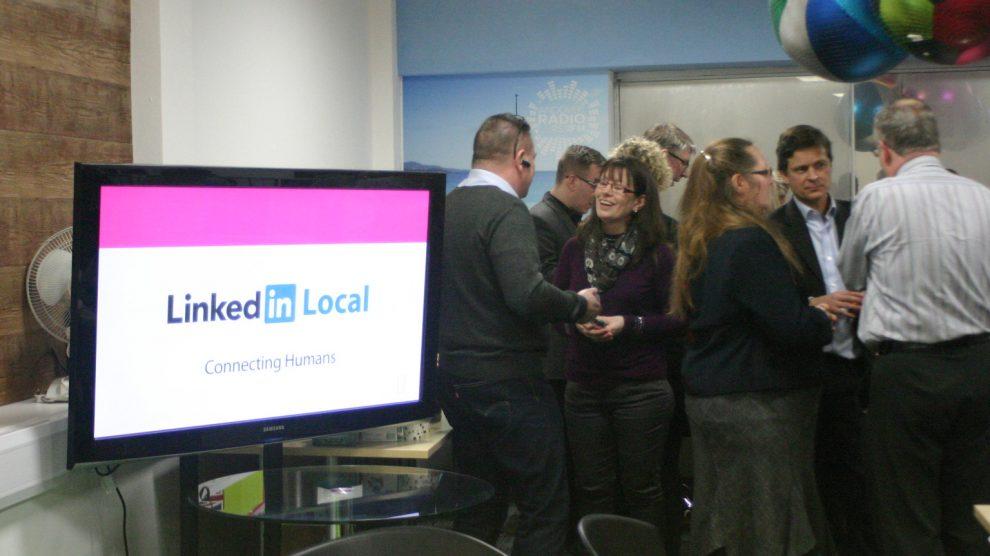 Linkedin Local Andover Foodbank Andover Radio