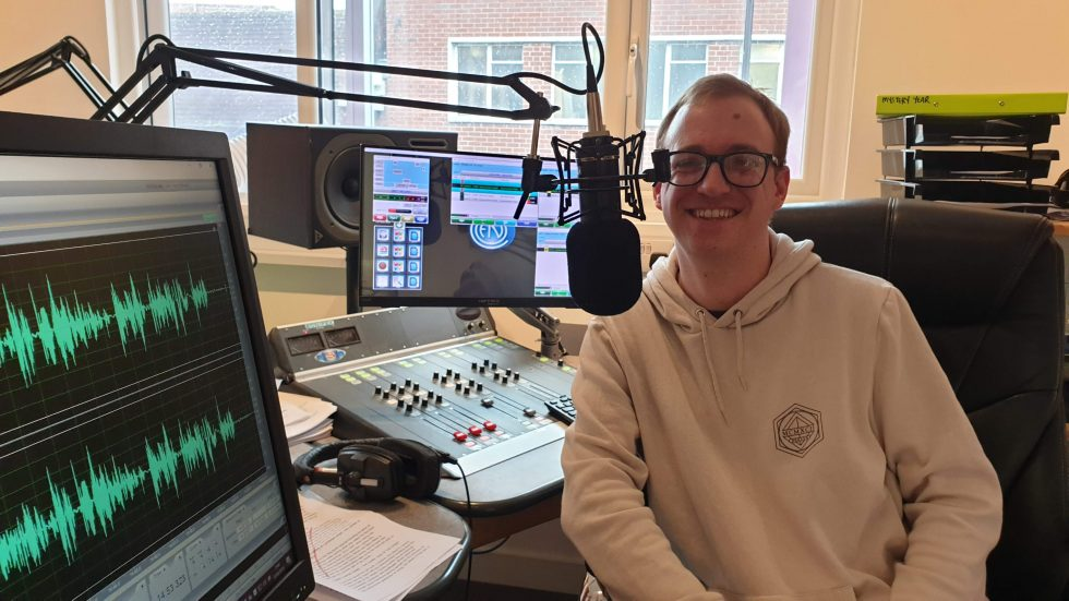 Martin Miller Nostalgia Hour Andover Radio