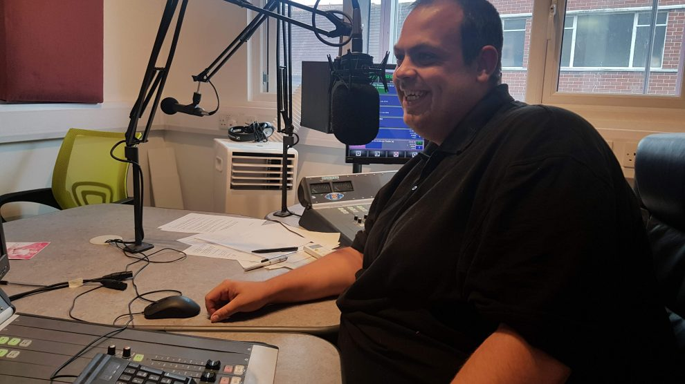 Richard Hobbs Andover Radio Travel News