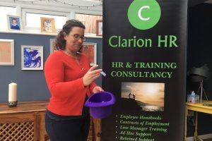Test Valley Business Awards: Sarah Horne, Clarion HR 2019
