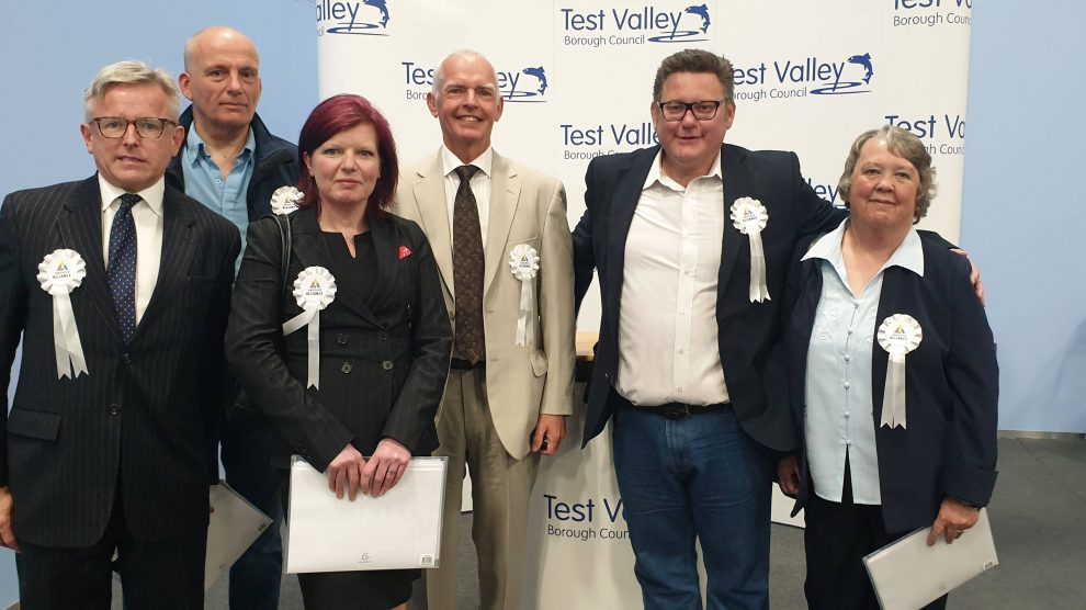 Andover Alliance political party May Elections 2019