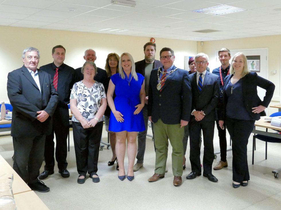 Andover Alliance, Andover town councillors