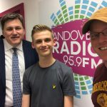 Kit Malthouse Andover Radio interview