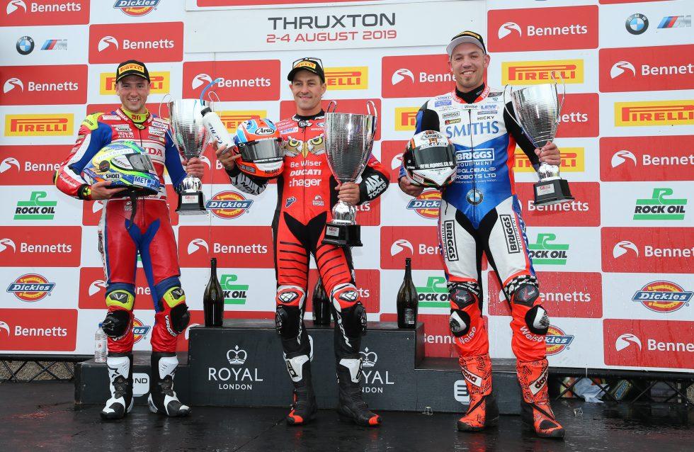 British Superbikes Thruxton