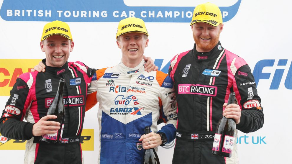 British Touring Car Championships 2019 Thruxton