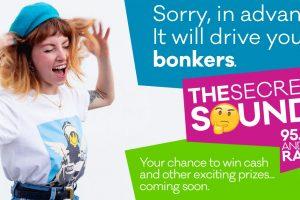 Secret Sound Win Prizes Andover Radio