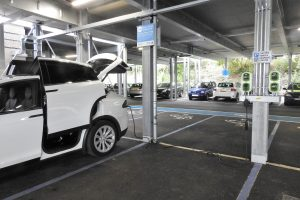 SWR Electric Charging Andover