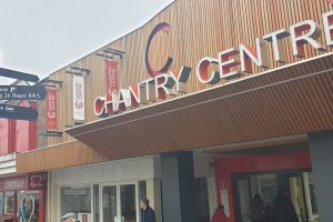 Andover Chantry Centre Uber Town