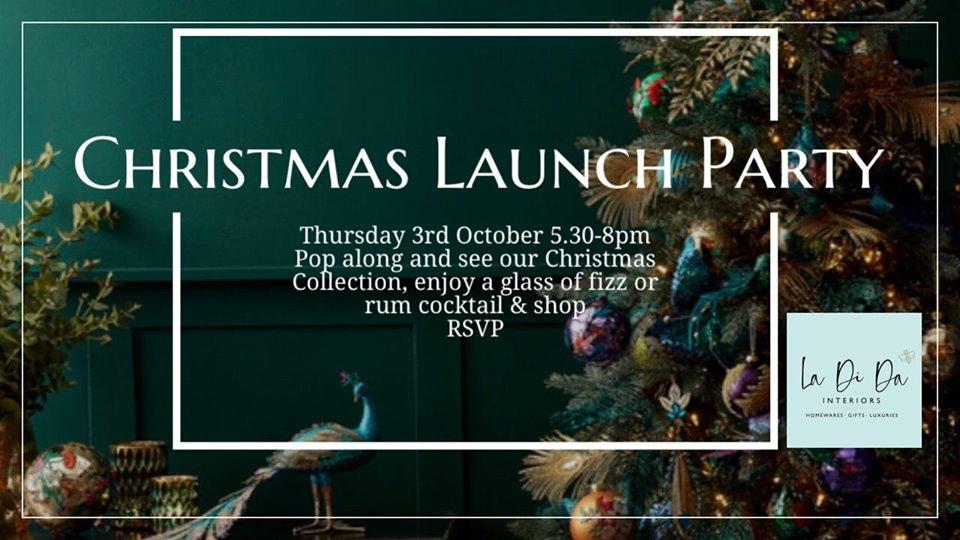 la di da christmas launch