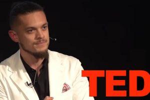 Tommy Gentleman TEDx Andover