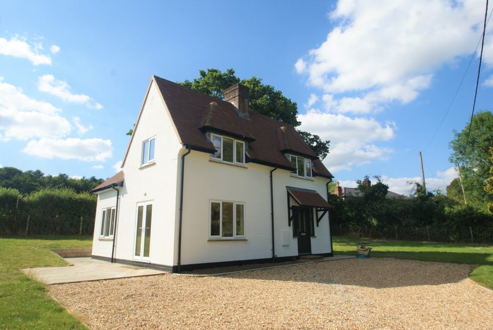 3 Bedroom Detached House To Rent- Egbury, Nr St Mary Bourne – £1400 pcm