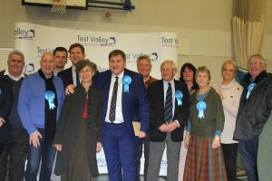 Kit Malthouse Andover MP