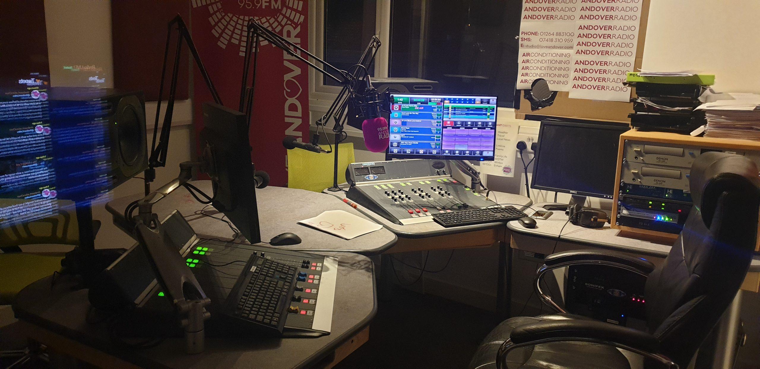 Andover Radio Local News for Andover