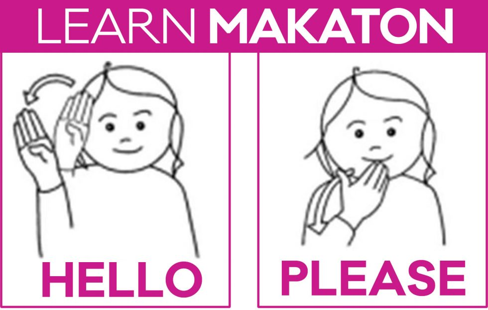 Learn Makaton Love Andover District Mencap