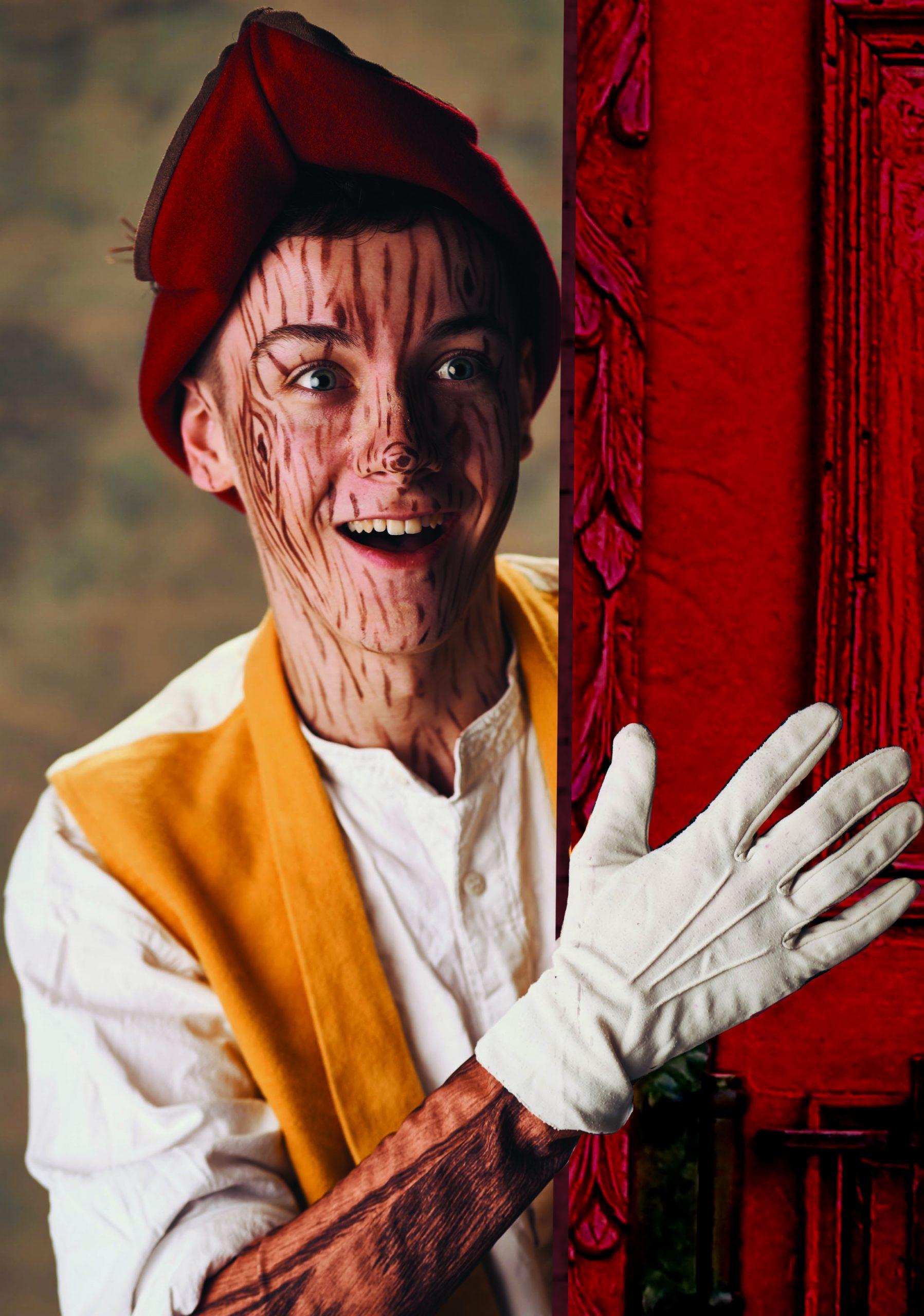 Pinocchio Oddsocks
