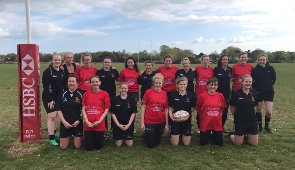 Andover Ladies Rugby