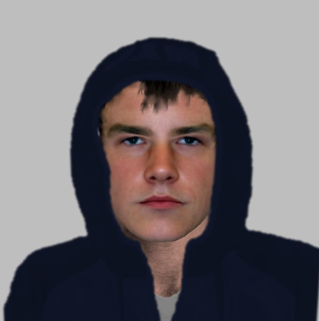 Andover robbery e-fit
