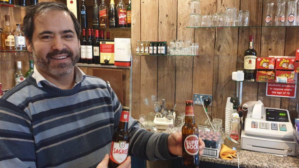 Armando Camara Fish and Chips Andover