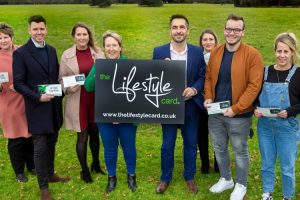 Hildon Water The Lifestyle Card