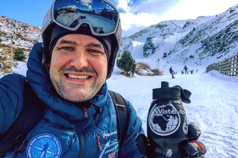 Jordan Wylie Polar Expedition Running Dangerously 2020