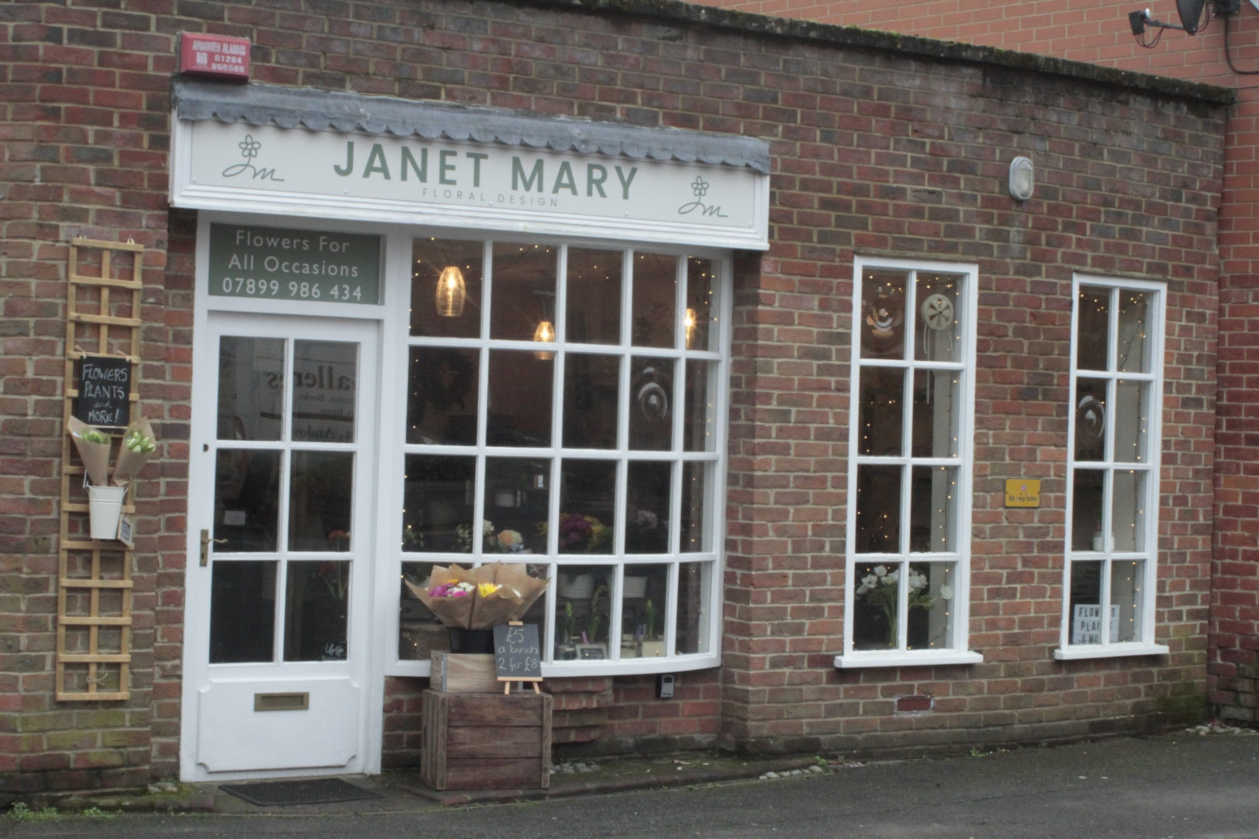 Janet Mary Florists