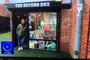 Record Box Andover