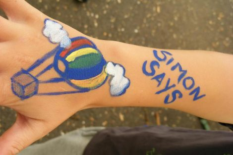 Simon Says Child Bereavement Support Andover