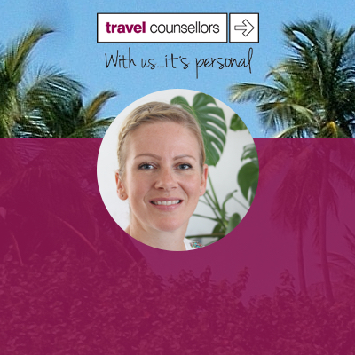Lucie Mellodew -Travel Counsellors
