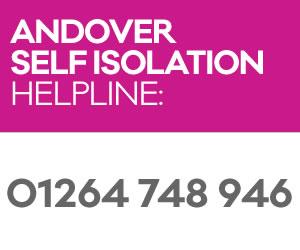 Andover Self Isolation Helpline