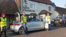 Andover Isolation Help Group Queen Charlotte