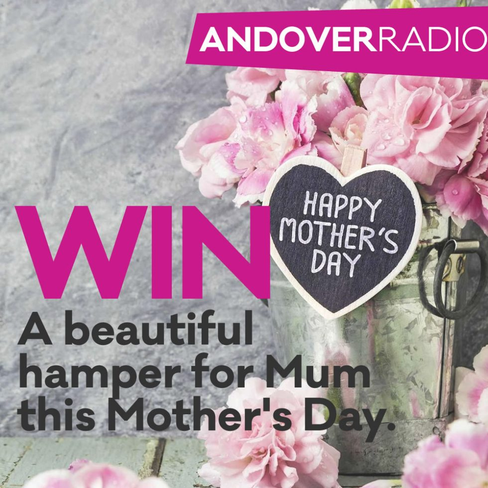Mother's Day Andover Prize Win Andover Radio