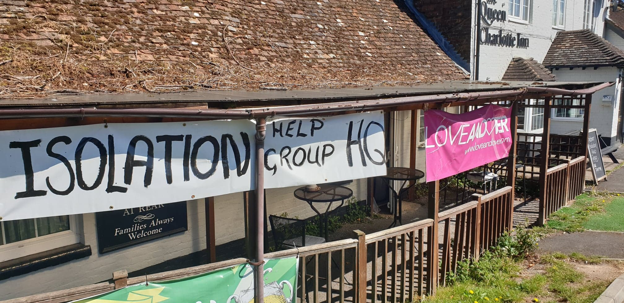 LIVE: Andover Isolation Help Group