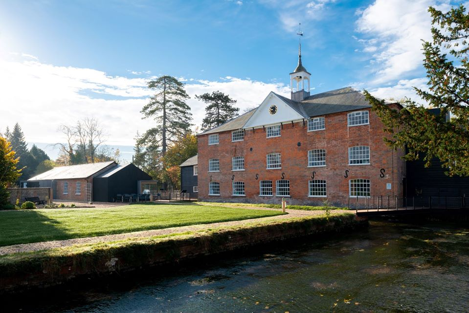 Whitchurch Silk Mill Offering Free Entry