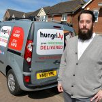 Hungrily Andover Groceries Delivery Service
