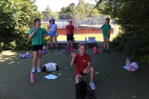 Anton Junior School Sports Day Live 2020