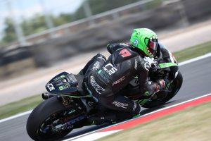 Jake Archer Moto2 Andover