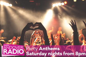 Andover Radio Party Anthems