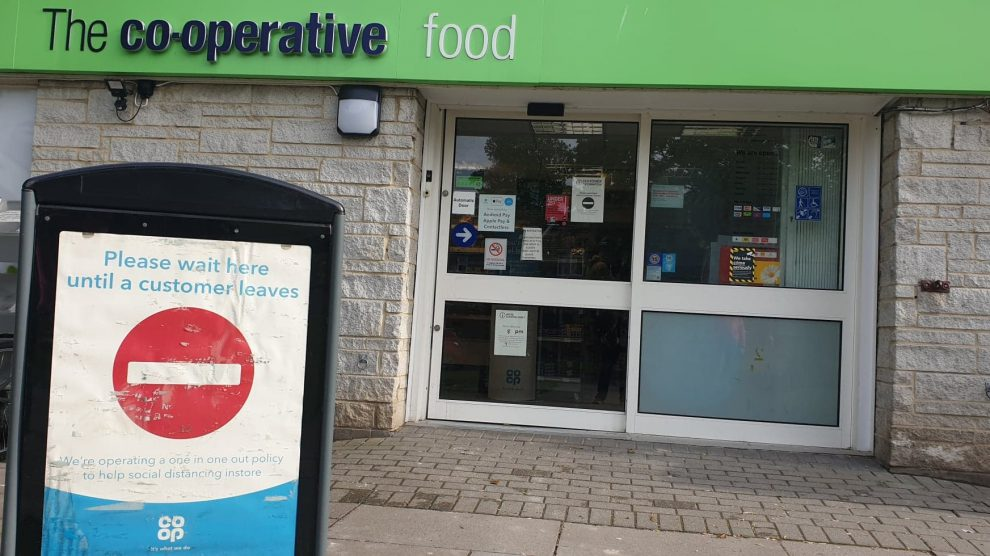 Covid Restrictions Andover Co-op