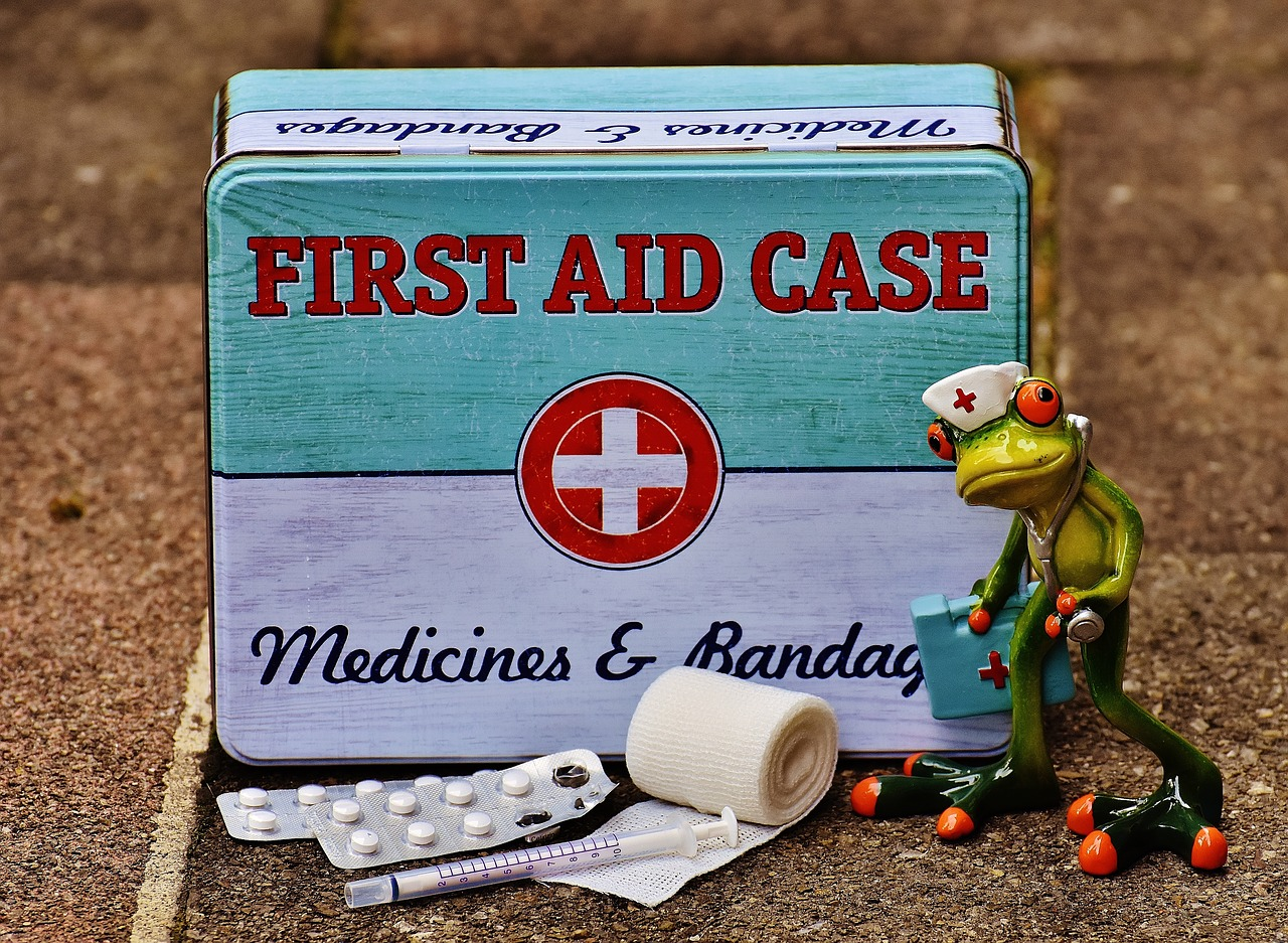 Paediatric First Aid at Home