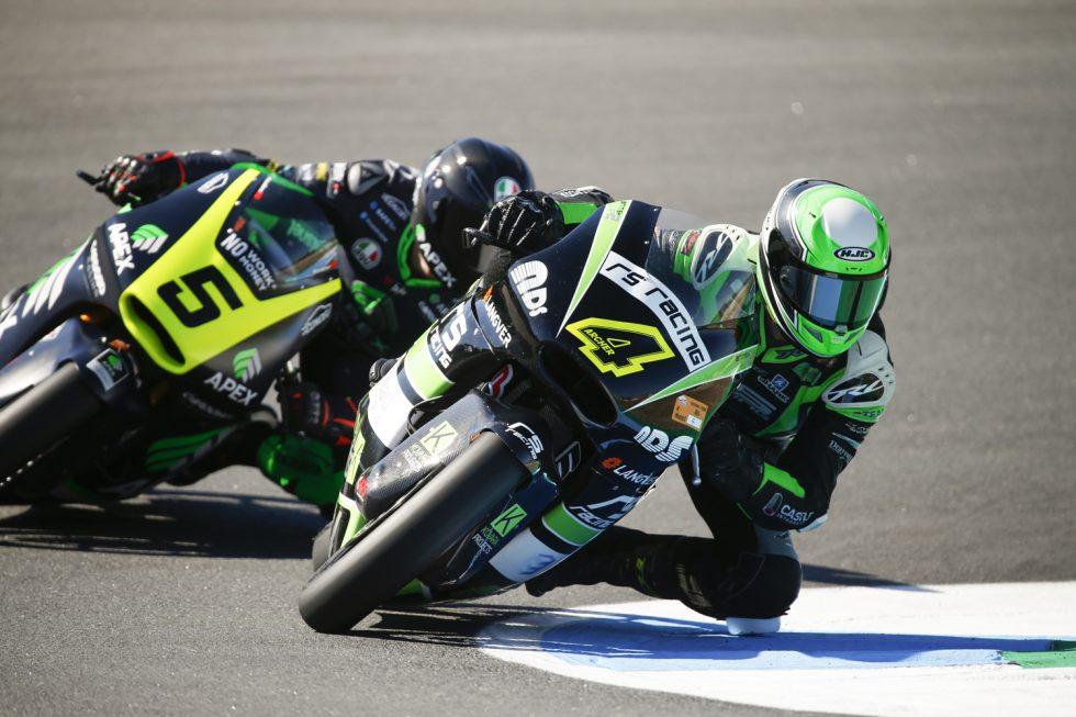 Jake Archer Moto2 Estoril