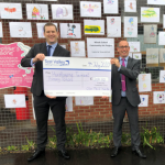 Councillor Community Grant helps pupils exhibit their artistic talents