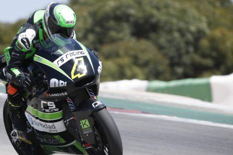 Jake Archer Algarve Moto2