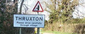 Thruxton Village LIfe