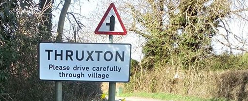 Thruxton Village LIfe