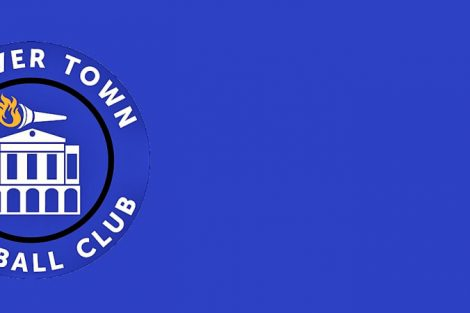 Andover Town FC Club Badge 2020