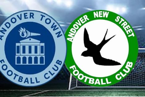 Andover Town and Andover New Street FC